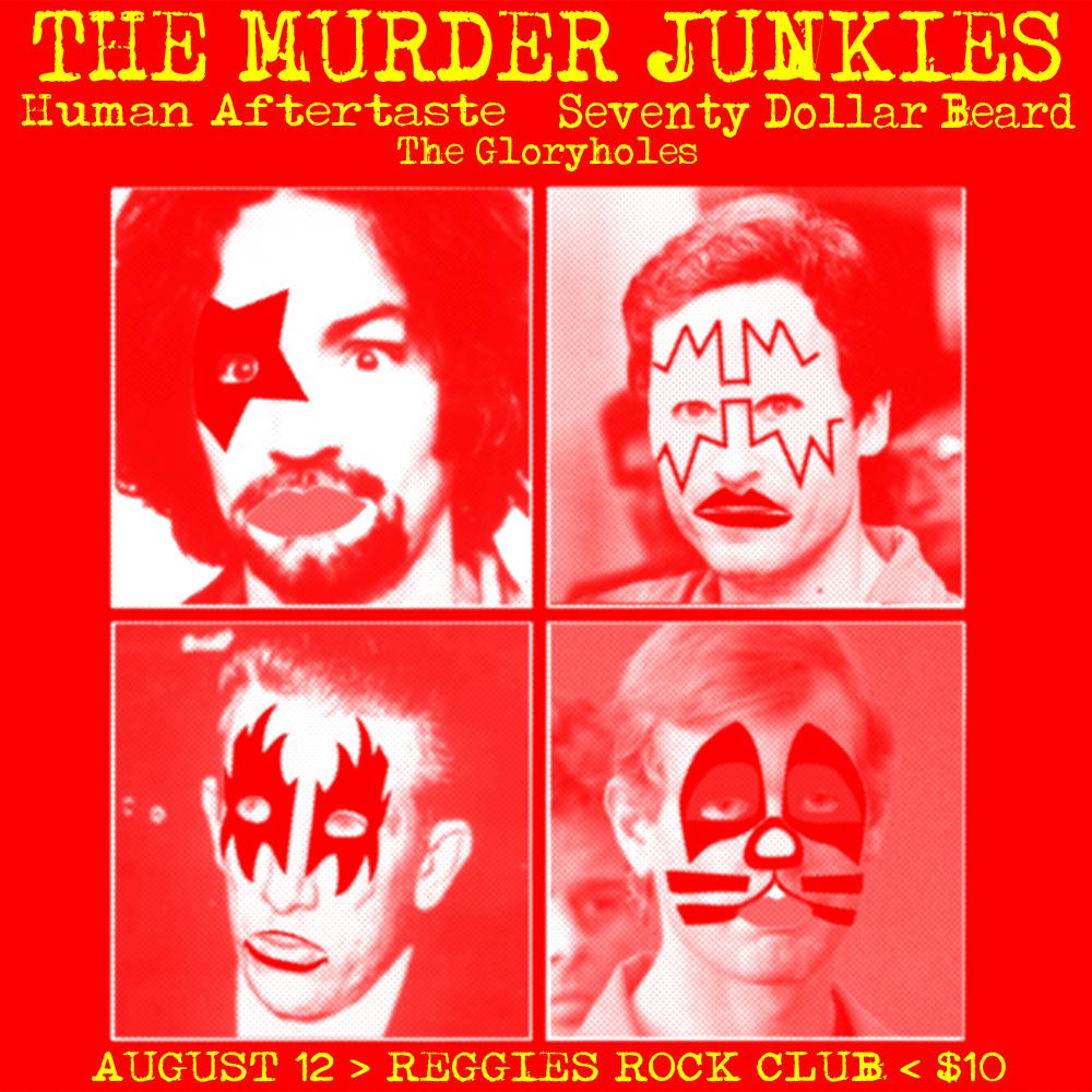 8:12 The Murder Junkies