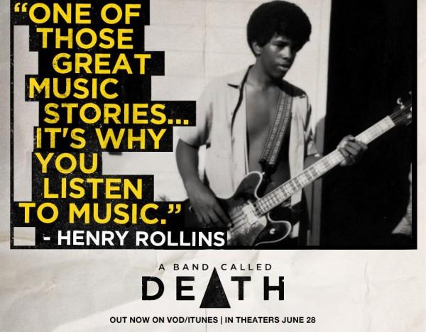 A Band Called Death A Band Called D...