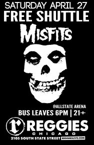 SHUTTLE TO THE ORIGINAL MISFITS