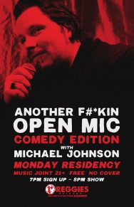 Open Mic Comedy
