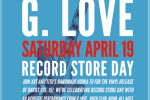 Xrt and Tito's Handmade Vodka Presents: G. Love (Acoustic Performance)