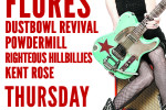 Rosie Flores and The Dustbowl Revival