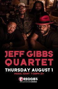 Jeff Gibbs Quartet