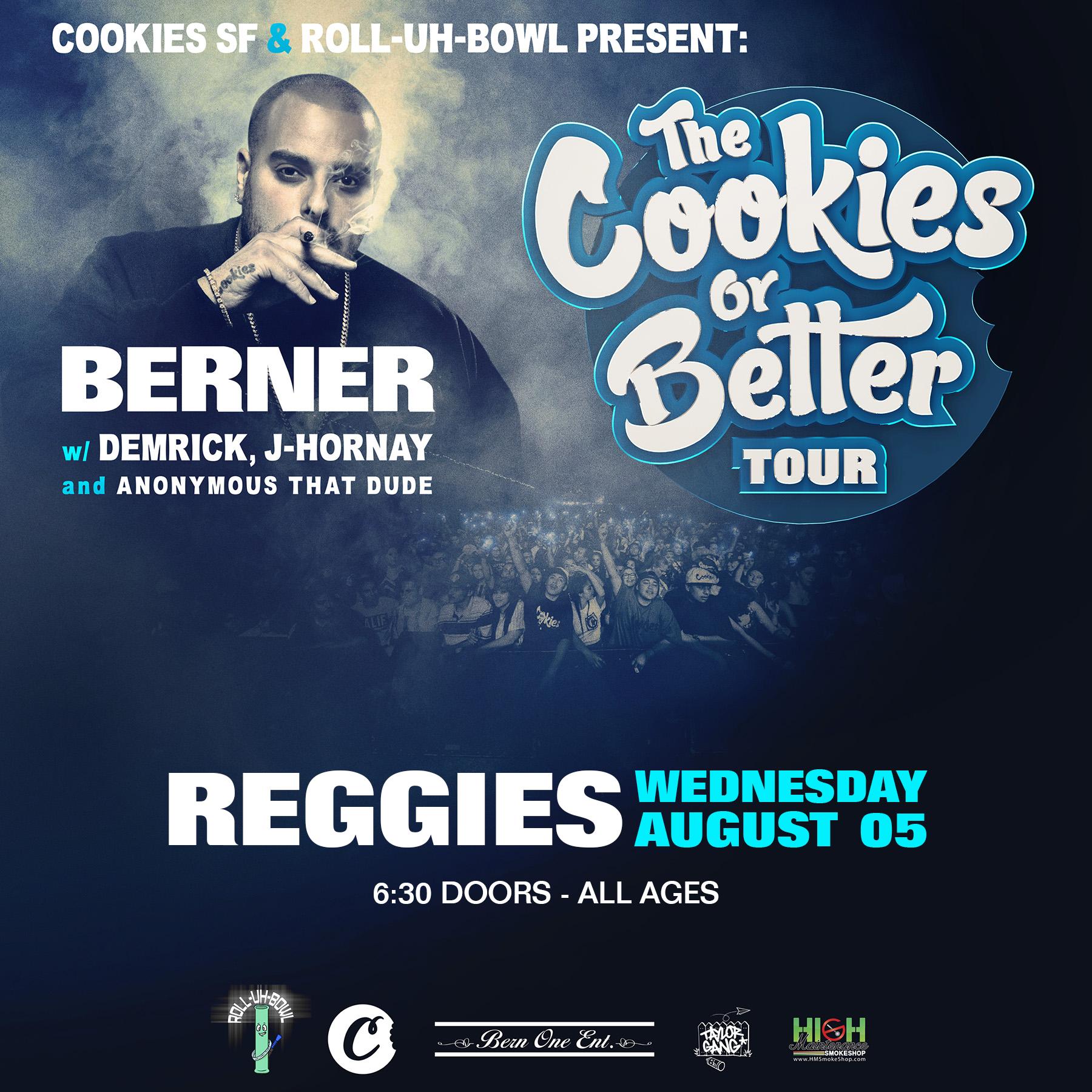 Berner - Reggies Chicago