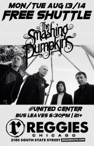 SHUTTLE TO SMASHING PUMPKINS