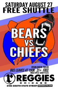 Chicago Bears vs Chiefs