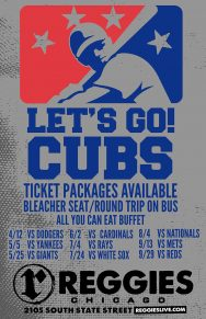 Cubs Tickets Packages