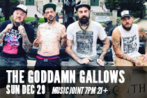 Goddamn Gallows