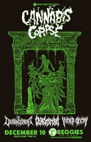 Cannibas Corpse