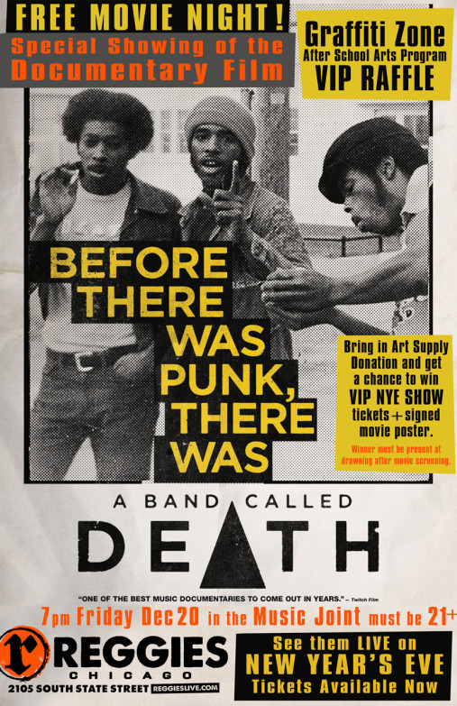 A Band Called Death Before There Wa...