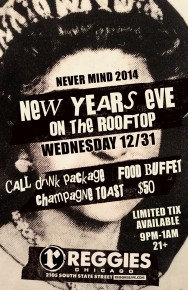 Celebrate NYE On The Rooftop