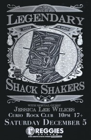 Legendary Shack Shakers