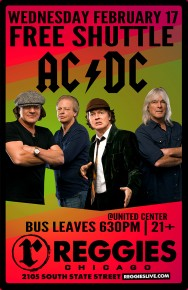 SHUTTLE TO AC/DC