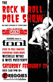 Rock And Roll Pole Show