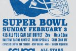 Super Bowl Bash 2019