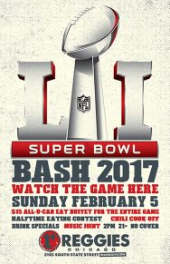 ANNUAL SUPERBOWL BASH
