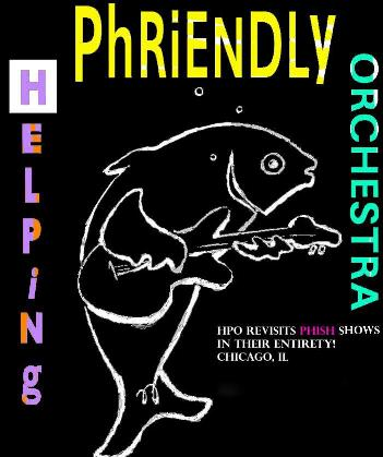 Helping Phriendly Orchestra Event