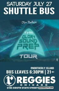 SHUTTLE TO JON BELLION