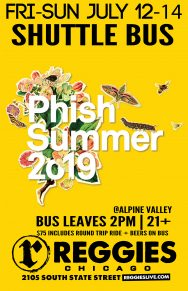 Phish at Alpine Valley