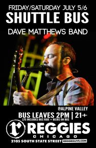 Dave Matthews Band at Alpine