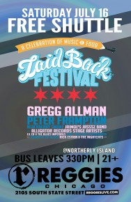 SHUTTLE TO LAID BACK FESTIVAL