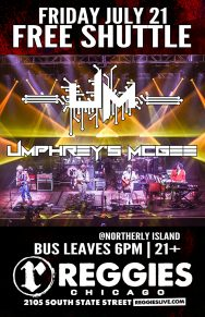 SHUTTLE TO UMPHREY'S MCGEE