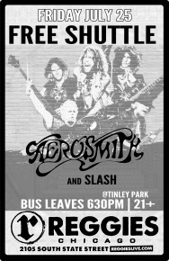 SHUTTLE TO AEROSMITH, SLASH