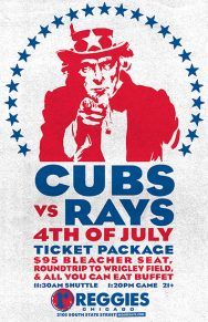 Cubs July 4th