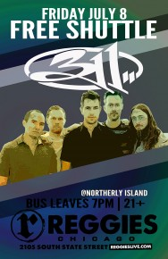 SHUTTLE TO 311
