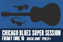 Blues Super Session