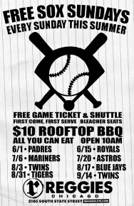 FREE SOX SUNDAY'S