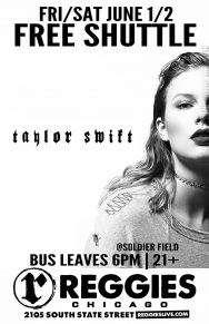 SHUTTLE TO TAYLOR SWIFT