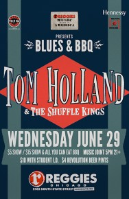Blues & BBQ Series