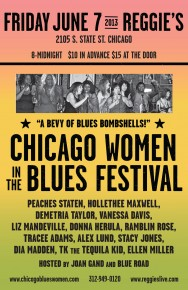 Chicago Women In Blues