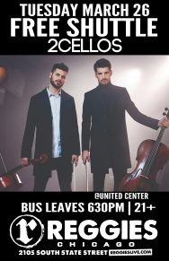 SHUTTLE TO 2CELLOS