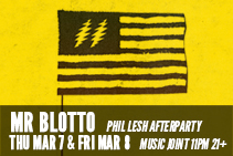 Mr Blotto After Party