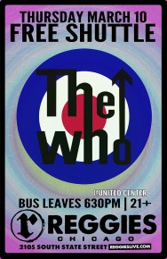 SHUTTLE TO THE WHO