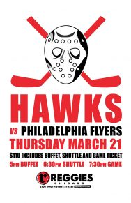 Blackhawks Mar 21