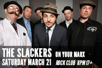 The Slackers