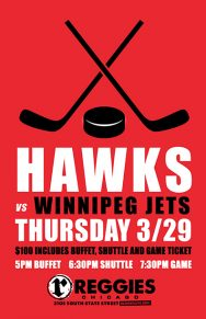 Hawks Game March 29