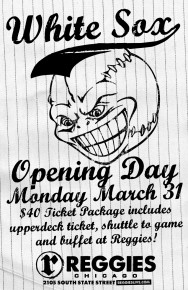 Opening Day White Sox Outing