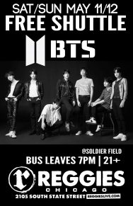 SHUTTLE TO BTS