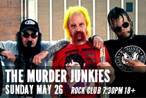 The Murder Junkies
