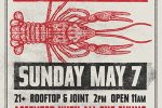 Reggies 7th Annual Crawfish Boil