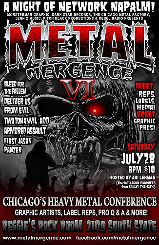 Metal Mergence 7:29:12