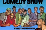 The Naughty Comedy Show