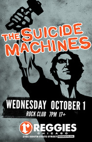 The Suicide Machines