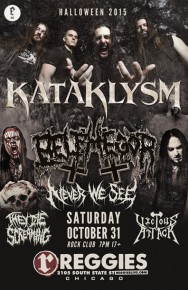 Kataklysm and Belphegor