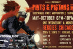 Pints & Pistons Motorcycle Night