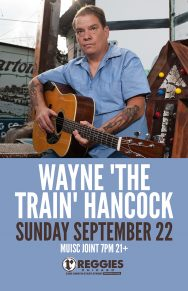 Wayne The Train